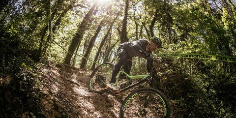 Riding the 2017 Cannondale Scalpel