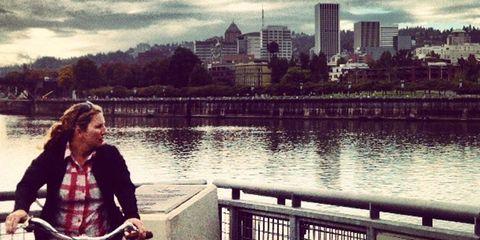 Carrie Highly Seattle skyline