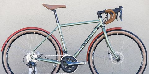 The Masi Speciale Randonneur is a beautiful steel 650b rando bike for just $1300