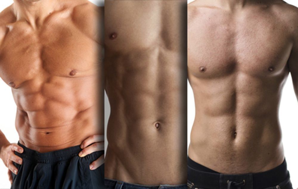 Why Ab Muscles Come In Different Shapes Bicycling