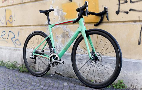 BMC's Roadmachine is designed to be high performance and all purpose
