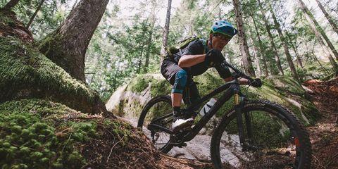 Trek Fuel EX in Squamish