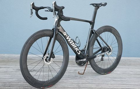 7d66b7dbd1a First Look: Specialized Venge ViAS Disc | Bicycling