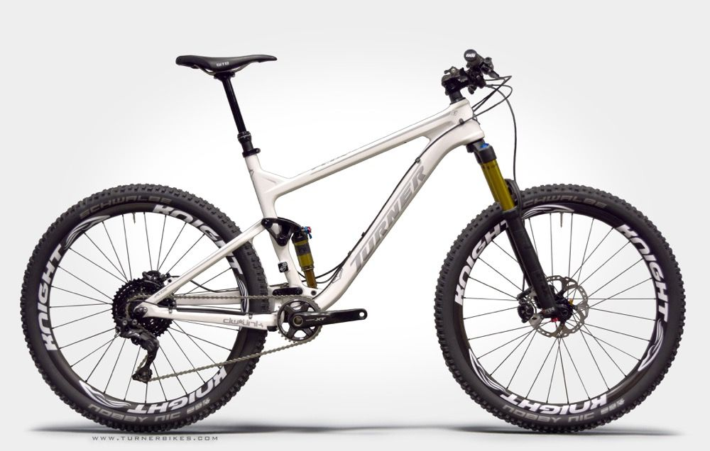 First Look: The Turner Flux v4.0 | Bicycling