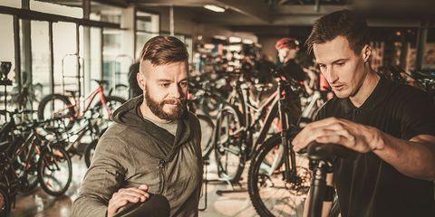 bike shop sales
