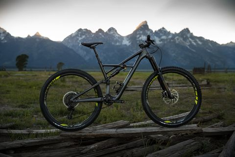 The new Enduro has more travel and a host of refinements befitting it's name and purpose.