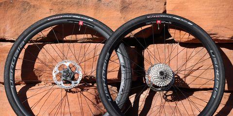 ushuaia wheelset
