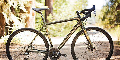 brooks salsa warbird gravel bike