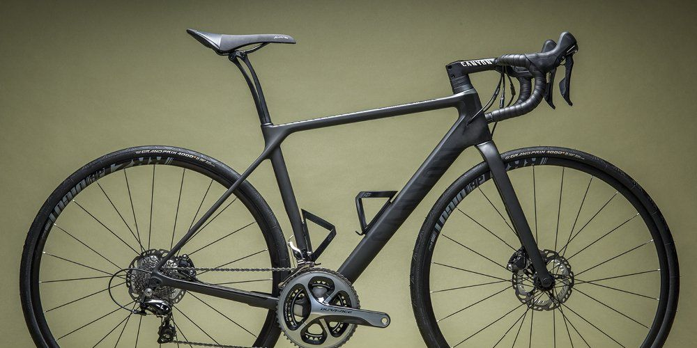 Tested Canyon Endurace Cf Slx 9 0 Bicycling