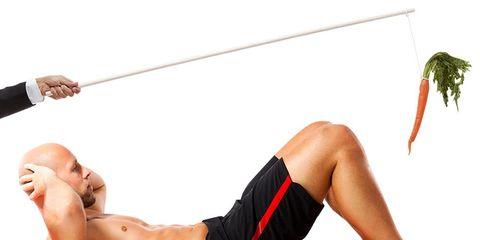 motivation carrot workout