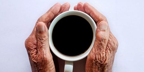 Your Coffee's Surprising Anti-Aging Benefit.