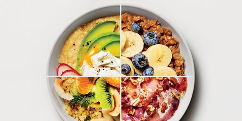 men's health breakfast bowl