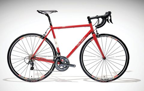 Tested: DeSalvo Builder Special | Bicycling