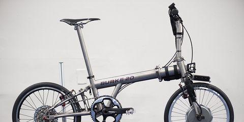 Seattle Cycles Burke 20e