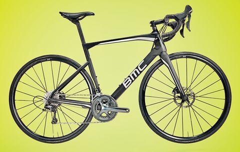 The BMC RoadMachine 02 Ultegra Will Help You Go Fast in Comfort