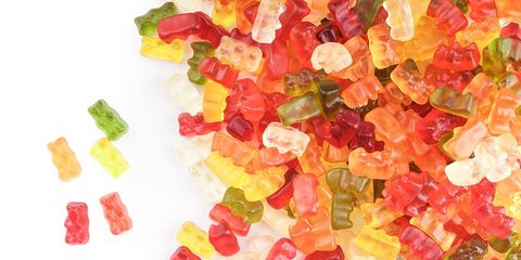 haribo cycling candy
