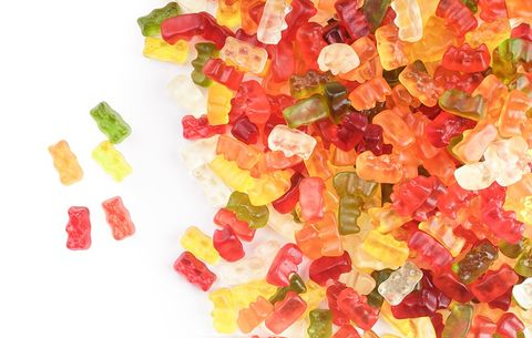 Should Cyclists Fuel With Candy?