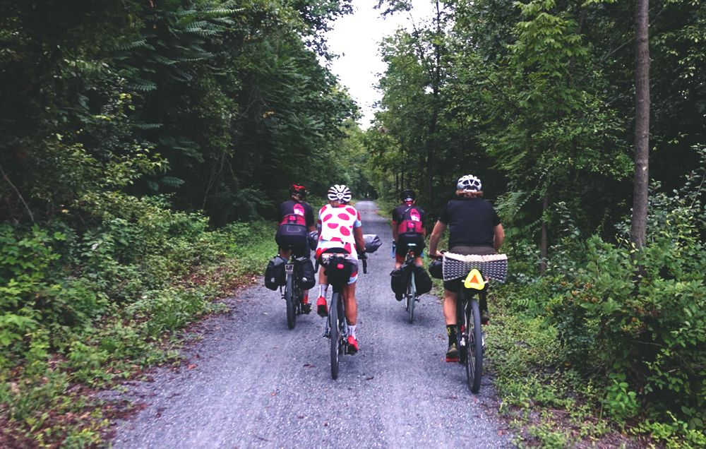 Nyc Bike Tour 2020 You Could Ride Trails From NYC to Canada by 2020 | Bicycling