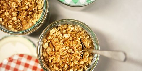 How to Make High-Protein Oats Overnight.