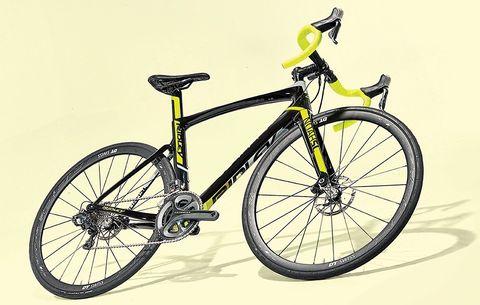 8f128a0fb89 Sprint Crazy Fast on the Ridley Noah SL Disc | Bicycling