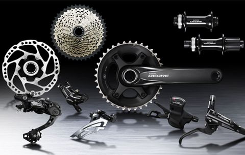 Shimano Announces New Updates for Mountain Bikers with Deore M6000
