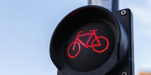 bicycle stop light