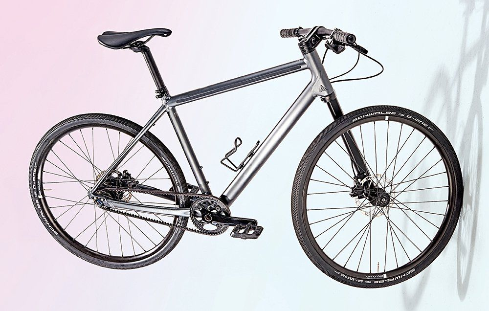 96a9ef67998 The Cannondale Bad Boy 1 Is a Badass Urban Ride | Bicycling