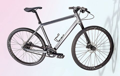 02e3483a1f0 The Cannondale Bad Boy 1 Is a Badass Urban Ride | Bicycling
