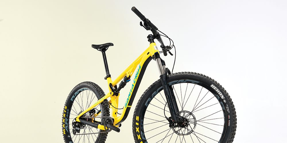 Pick Your Wheel Size with the Santa Cruz Tallboy D | Bicycling
