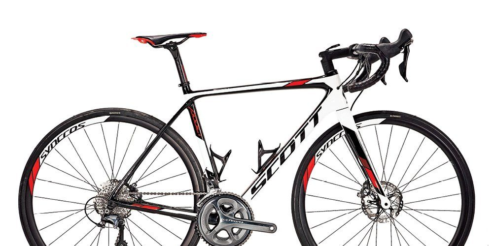 Ride Hard And Stop Fast On The Scott Addict 20 Disc