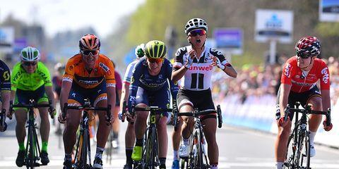 coryn rivera flanders women's cycling