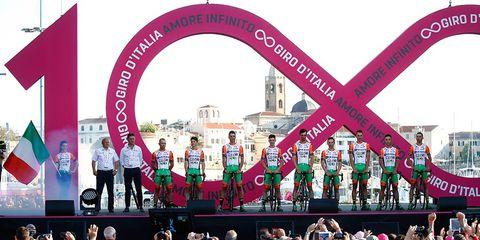 bardiani giro d'italia 100th edition doping
