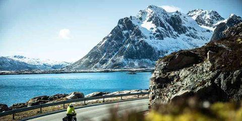 Norway Bike packing Brody Leven Joey Schusler