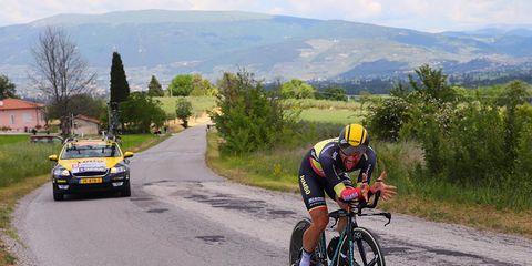 pro cycling Campenaerts