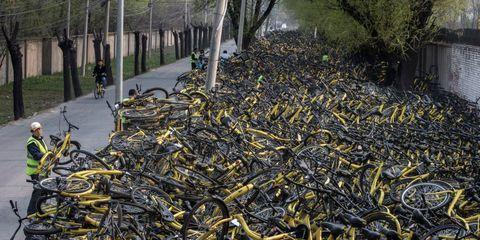 China Bike Chaos