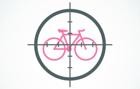 Watch How This Cyclist Responds to Being Shot While Riding