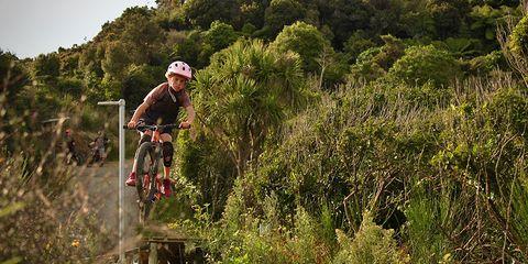 erice van leuven mountain biking