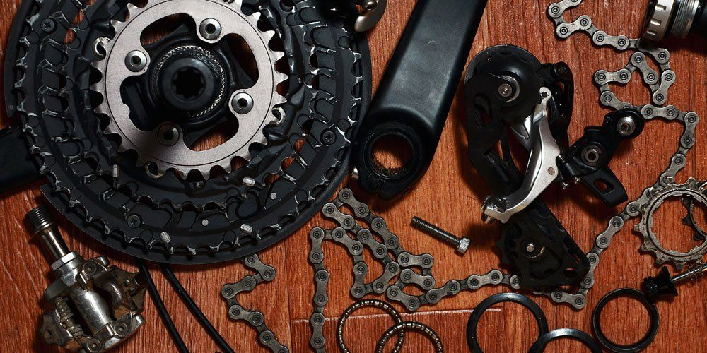 How to Shop for Heavy-Duty Bike Components
