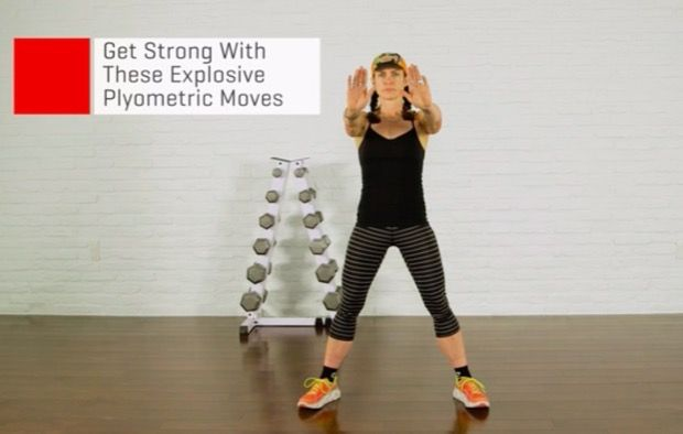 3 Explosive Plyometric Exercises for Speed and Power