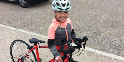 ruby isaac specialized cyclist tour of california