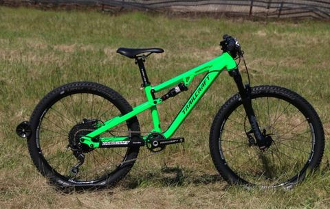 25e2a7062c0 Trailcraft Broadens Line of Kids' Bikes | Bicycling