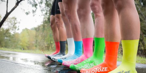 Tested: VeloToze Tall Shoe Cover