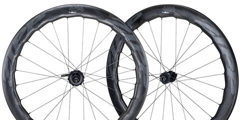 Zipp 454 NSW Carbon Clincher Disc Brake pair