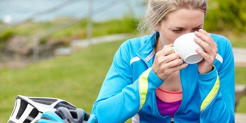 caffeine boosts cycling performance no matter how much you ingest daily