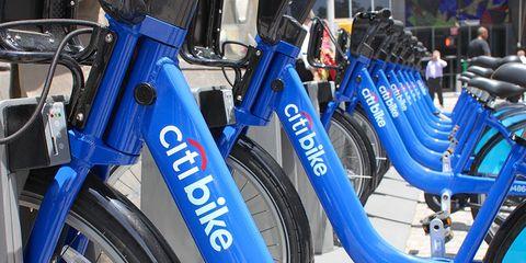 bus crash citi bike bikshare cyclist death new york city
