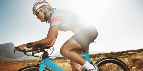 Year-Round Cycling Strength