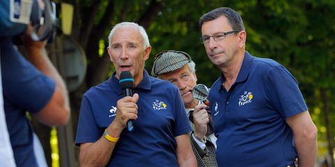 Paul Liggett Tour de France