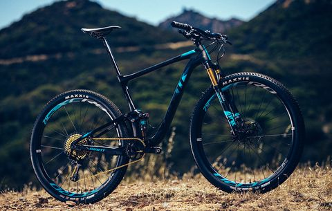 First Look: 2018 Giant Anthem Advanced Pro 29