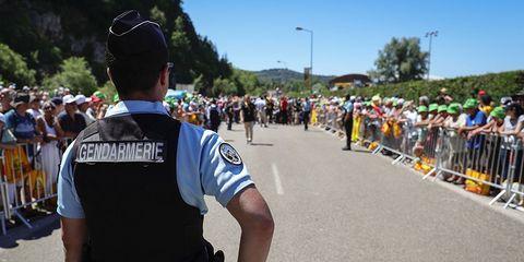 Tour de France Security