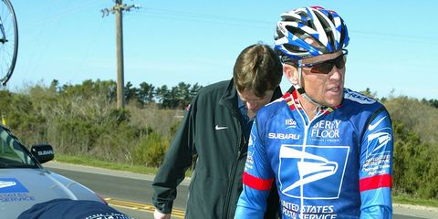lance armstrong usps cycling kit